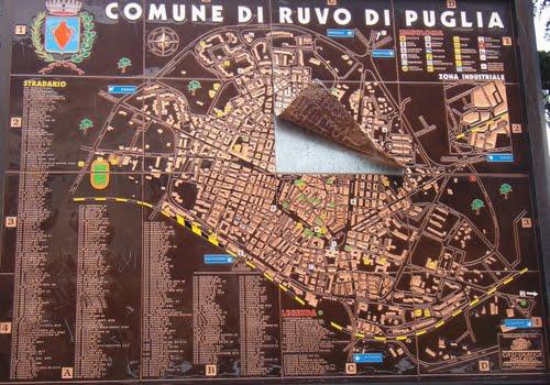 Ruvo Di Puglia Cartina.Coalizione Uniti X Ruvo Di Puglia Il Pug Adottato Un Occasione Perduta E Inciucio Continuo Ruvesi It