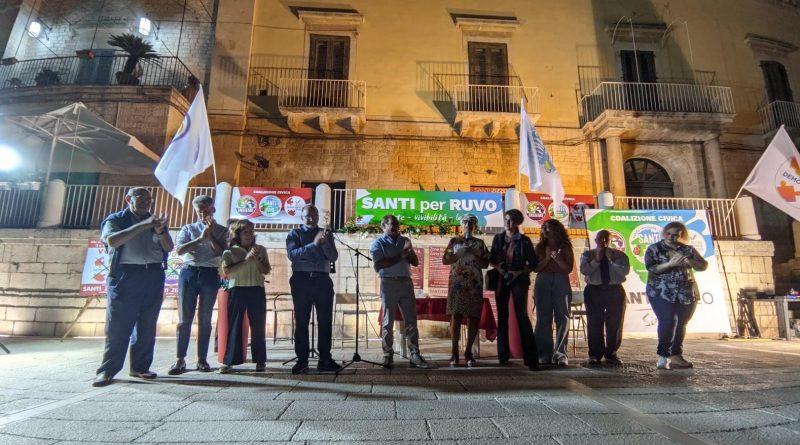 Presentate le liste a sostegno del candidato sindaco Santi Zizzo