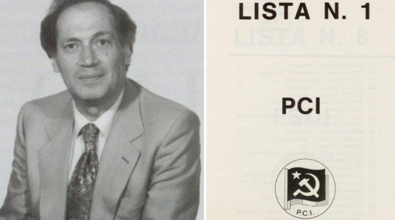Il Prof. Mimmo Mastrorilli